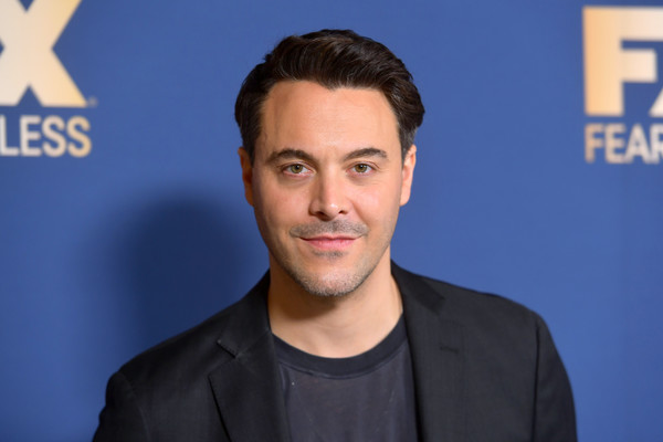 FX Networks' Star Walk Winter Press Tour 2020 - Arrivals [fx networks star walk winter press tour 2020 - arrivals,chin,forehead,cheek,white-collar worker,spokesperson,television presenter,premiere,jaw,facial hair,smile,jack huston,pasadena,fargo,california,the langham huntington,fx networks star walk winter press tour 2020,jack huston,fargo,actor,united states,television,photograph,2020,celebrity,fx]