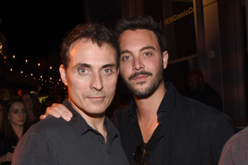 Jack Huston Entertainment Weekly Hosts Its Annual Comic-Con Party - Inside