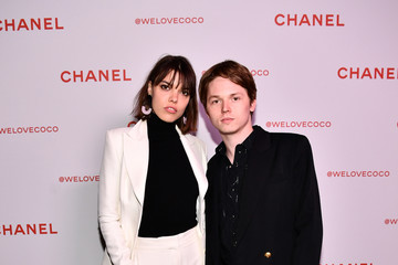 Jack Kilmer Chanel Party to Celebrate the Chanel Beauty House and @WELOVECOCO