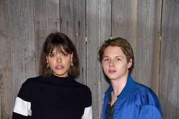 Jack Kilmer Calvin Klein Collection - Arrivals - February 2018 - New York Fashion Week