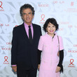 Jack Lang 17th 'Diner De La Mode' To Benefit Sidaction At Pavillon d'Armenonville