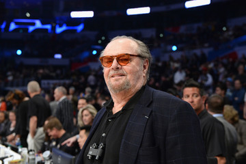 Jack Nicholson NBA All-Star Game 2018