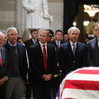 Jack Nicklaus President George H.W. Bush Lies In State At US Capitol