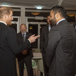 Jack Nowell The Duke Of Sussex Attends 'Try For Change' Reception