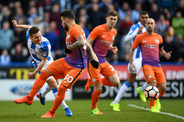 Jack Payne Huddersfield Town v Manchester City - The Emirates FA Cup Fifth Round