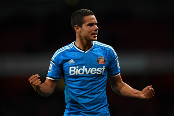 Jack Rodwell Arsenal v Sunderland - Premier League
