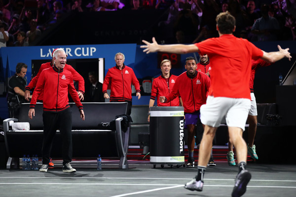 Laver Cup 2019 - Day 3