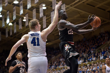 Jack White Louisville v Duke