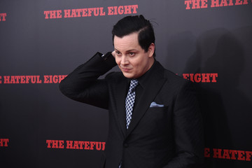 Jack White The New York Premiere of 'The Hateful Eight'