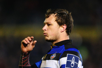 Jack Wilson Bath Rugby v Leicester Tigers - Anglo-Welsh Cup