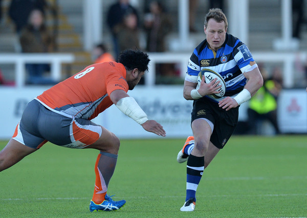 Newcastle Falcons v Bath Rugby - Anglo-Welsh Cup