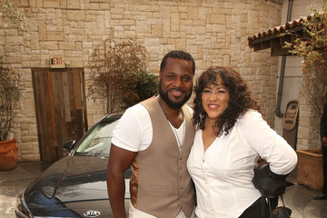 Jackee Harry Emmys Diversity Brunch Hosted by Anthony Anderson