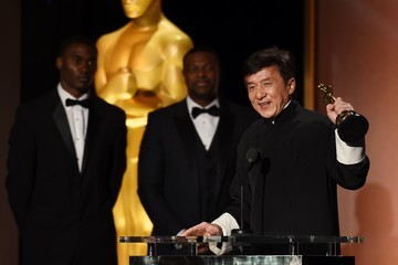 Jackie Chan Academy of Motion Picture Arts and Sciences' 8th Annual Governors Awards - Arrivals
