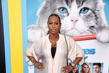 Jackie Christie Premiere of EuropaCorp's 'Nine Lives' - Arrivals