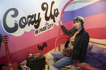 "Jackie Cruz Lyft Sundance '20 Kick Off Premiere Party Celebrating ""Summertime"" At The Lyft Lounge"