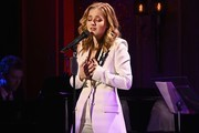 Singer Jackie Evancho performs at 54 Below on April 23, 2019 in New York City.