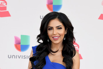 Jackie Hernandez The 17th Annual Latin Grammy Awards - Arrivals