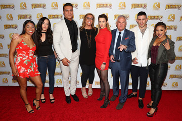 Jackie Hernandez Superstar Kate del Castillo Announces Landmark Deal With Global MMA Brand Combate Americas At Press Conference In Los Angeles