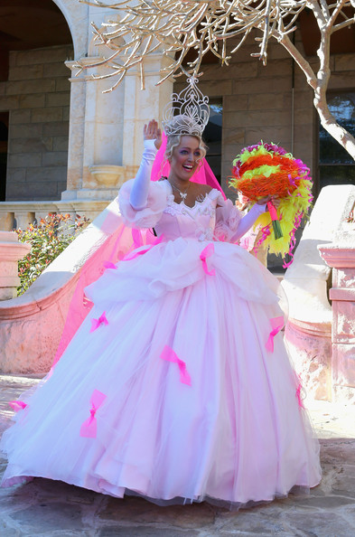 Matrimonio Gipsy Queen : Jackie o pictures kyle and os big fat gypsy