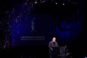 Jack Thompson speaks at the launch of the Jackman Furness Foundation for the Performing Arts (JFFPA) at the Western Australian Academy of Performing Arts on May 17, 2014 in Perth, Australia.