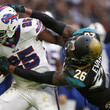 Lesean Mccoy and Josh Evans Photos