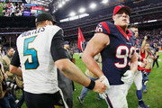 J.J. Watt Blake Bortles Photos Photo