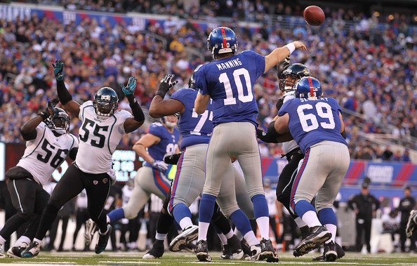 eli manning in jacksonville jaguars v new york giants zimbio. Cars Review. Best American Auto & Cars Review