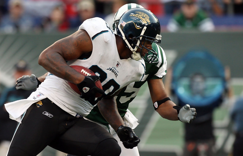Marcedes Lewis In Jacksonville Jaguars V Houston Texans