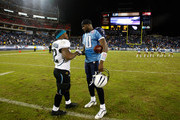 Maurice Jones-Drew Vince Young Photos Photo