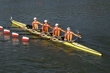 Jaclyn Halko FISA Rowing World Senior & Junior Championships - Day One