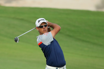 Jaco Van Zyl Commercial Bank Qatar Masters - Day Four