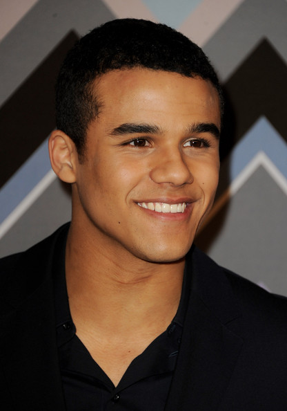 Jacob Artist FOX All Star Party Arrivals