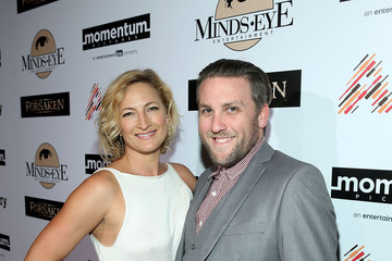 Jacob Horn Screening for Momentum Pictures' 'Forsaken' - Red Carpet