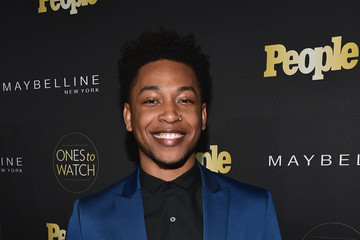 Jacob Latimore People's 'Ones to Watch' Event Presented by Maybelline New York - Red Carpet