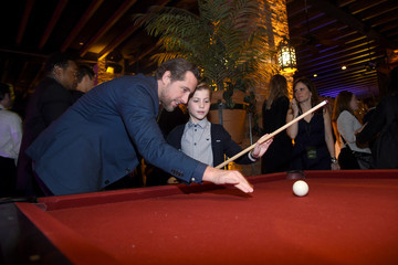 Jacob Tremblay Entertainment Weekly & People New York Upfronts Party 2018 - Inside
