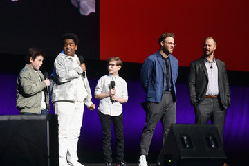 Jacob Tremblay CinemaCon 2019 - Universal Pictures Invites You To A Special Presentation Featuring Footage From Its Upcoming Slate