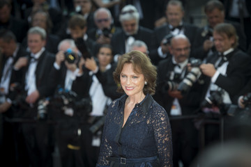 Jacqueline Bisset 'Based on a True Story' Red Carpet Arrivals - The 70th Annual Cannes Film Festival