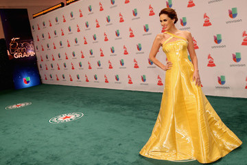 Jacqueline Bracamontes Heineken, The Official Beer Sponsor Of The Latin GRAMMY Awards, Celebrates The Biggest Night In Latin Music At The 15th Annual Latin GRAMMY Awards - Green Carpet