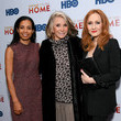"""Jacqueline Glover HBO's """"Finding The Way"""" World Premiere"""