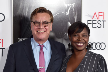 Jacqueline Lyanga AFI FEST 2017 Presented by Audi - Closing Night Gala - Screening of 'Molly's Game' - Red Carpet