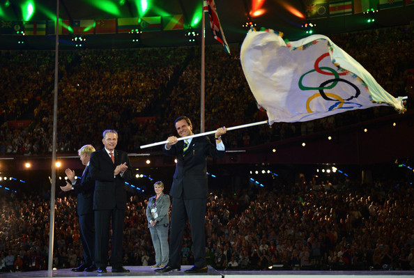 2012 Olympic Games - Closing Ceremony []