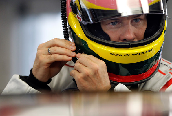 Jacques Villeneuve - Circuit Gilles Villeneuve - Day 1