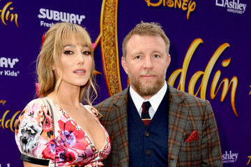 "Jacqui Ainsley Premiere Of Disney's ""Aladdin"" - Red Carpet"