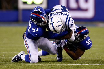 Jacquian Williams Indianapolis Colts v New York Giants