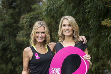 Jacquie Beltrao Jacquie Beltrao Praises Charlotte Hawkins For Supporting Her Through The Darkest Times Of Her Breast Cancer Treatment