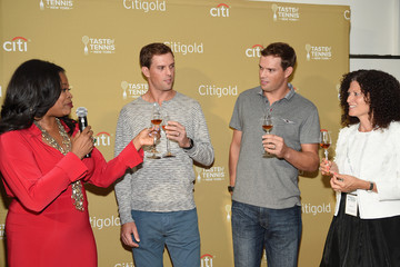 Jacquie Lee Taste of Tennis Week: Taste of Tennis Gala - Citigold VIP Lounge
