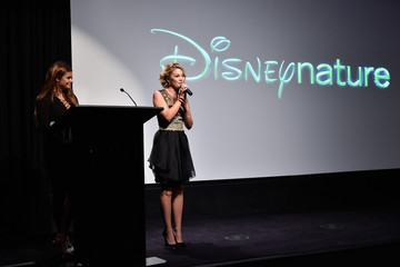 Jacquie Lee Disneynature's Monkey Kingdom Special Screening