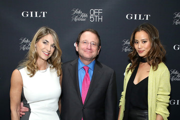 Jacquie Storch Saks OFF 5TH Celebrates the Opening of Its 57th Street Location Featuring First-Ever Gilt in-Store Shop