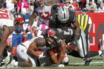 Jacquizz Rodgers Oakland Raiders v Tampa Bay Buccaneers
