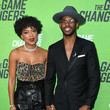Jada Crawley L.A. Premiere Of 'The Game Changers' - Arrivals